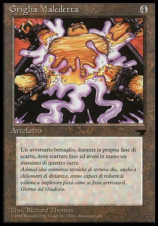 Cursed Rack (Griglia Maledetta)