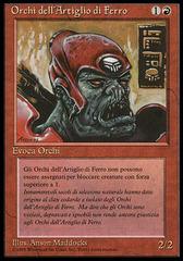 Ironclaw Orcs (Orchi dell'Artiglio di Ferro)