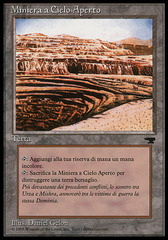 Strip Mine (Miniera a Cielo Aperto)