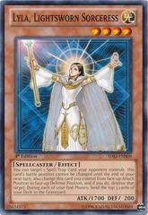 Lyla, Lightsworn Sorceress - SDLI-EN008 - Common - 1st Edition