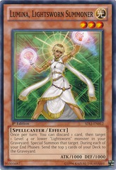 Lumina, Lightsworn Summoner - SDLI-EN012 - Common - 1st Edition