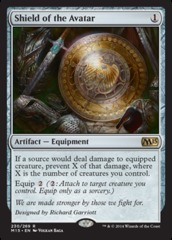Shield of the Avatar - Foil