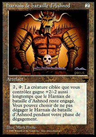 Ashnods Battle Gear (Harnais de bataille dAshnod)