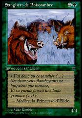 Durkwood Boar (Sangliers de Boissambre)