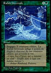 Winter Blast (Rafale hivernale)