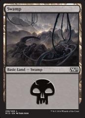 Swamp (258) - Foil