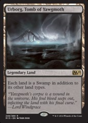 Urborg, Tomb of Yawgmoth on Channel Fireball