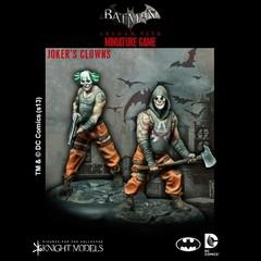 Joker's Clowns (2)