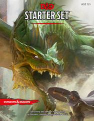 Dungeons and Dragons 5th Edition RPG: Starter Set