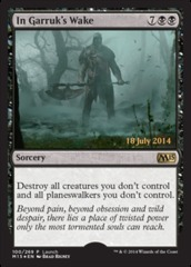 In Garruk's Wake - Foil