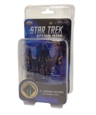 Star Trek: Attack Wing - Dominion Battle Cruiser Expansion