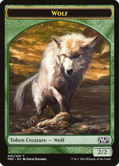 Wolf Token (001/001)