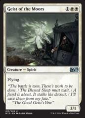Geist of the Moors - Foil