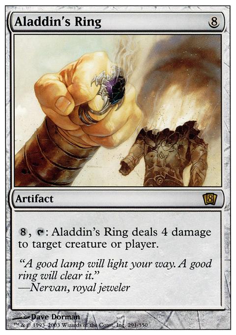 Aladdins Ring