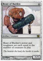 Beast of Burden on Channel Fireball