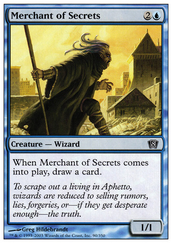 Merchant of Secrets