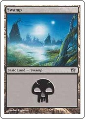 Swamp (339) on Channel Fireball