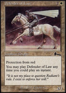 Defender of Law