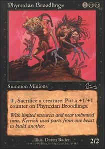 Phyrexian Broodlings