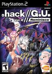 .hack // G.U. Vol.2 // Reminisce (Playstation 2)