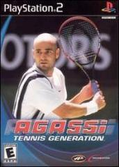 Agassi Tennis Generation