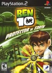 Ben 10 - Protector of Earth (Playstation 2)