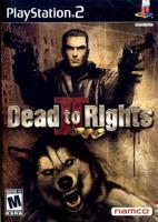 Dead to Rights II (Playstation 2)