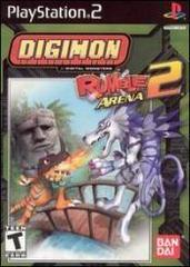 Digimon - Rumble Arena 2 (Playstation 2)