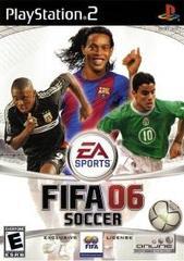 FIFA - Soccer 06 (Playstation 2)