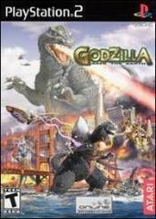 Godzilla - Save the Earth (Playstation 2)
