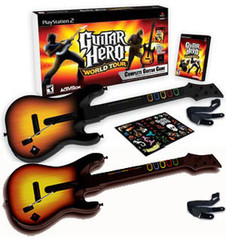 Guitar Hero: World Tour w/ Guitar Controller