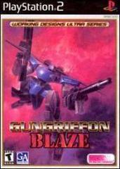 Gungriffon Blaze (Playstation 2)