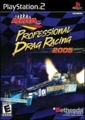 IHRA Professional Drag Racing 2005 (Playstation 2)