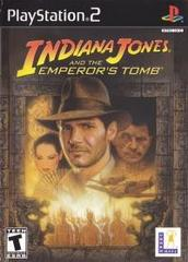 Indiana Jones and the Emperor's Tomb (Playstation 2)