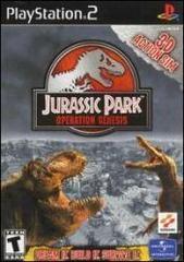 Jurassic Park - Operation Genesis (Playstation 2)