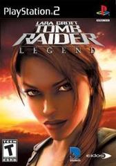 Lara Croft Tomb Raider - Legend (Playstation 2)