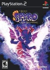 Legend of Spyro - A New Beginning (Playstation 2)