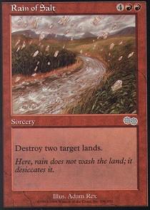 Rain of Salt