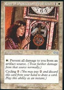 Rune of Protection: Artifacts