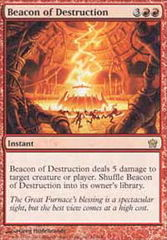 Beacon of Destruction on Channel Fireball