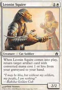 Leonin Squire