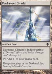 Darksteel Citadel on Channel Fireball