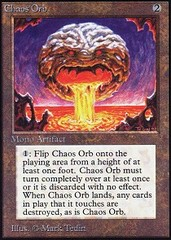 Chaos Orb on Channel Fireball