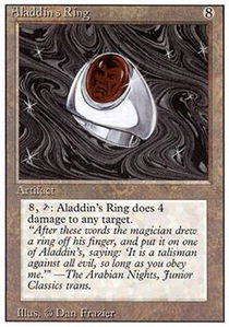 Aladdins Ring
