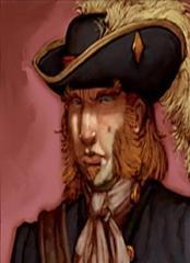 #128 Captain (Pirate)