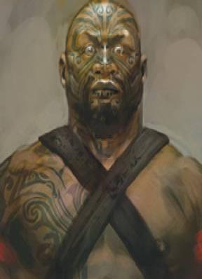 #109 Captain (Mercenary)