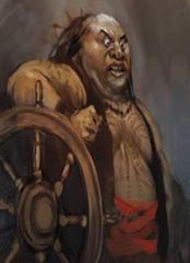 #123 Helmsman (Pirate)