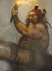 #133 Stinkpot Specialist (Mercenary)