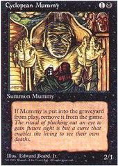 Cyclopean Mummy