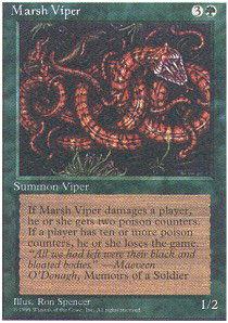 Marsh Viper
